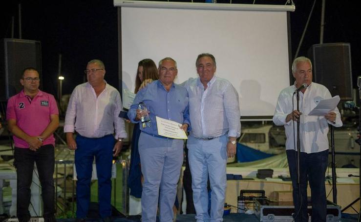 Premios 'La Sirenita' del Real Club Náutico de Motril