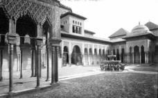 La Alhambra restaurada