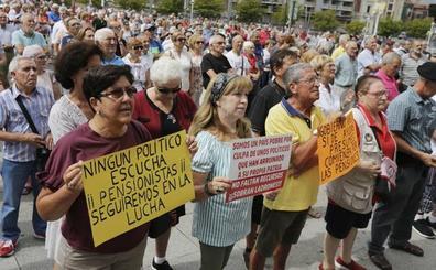 El gasto en pensiones se dispara un 5% con la nueva revalorización