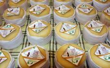 Venden el mejor queso de Cabrales por 14.300 euros