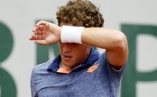 Carballés pasa a segunda ronda en el US Open