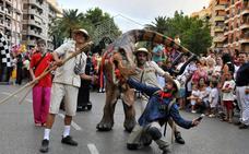 Linares da la bienvenida a su Feria
