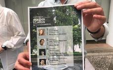 Motos, Mesa, Luque y Pinilla integran el nuevo ciclo de 'Poesía en el Jardín'