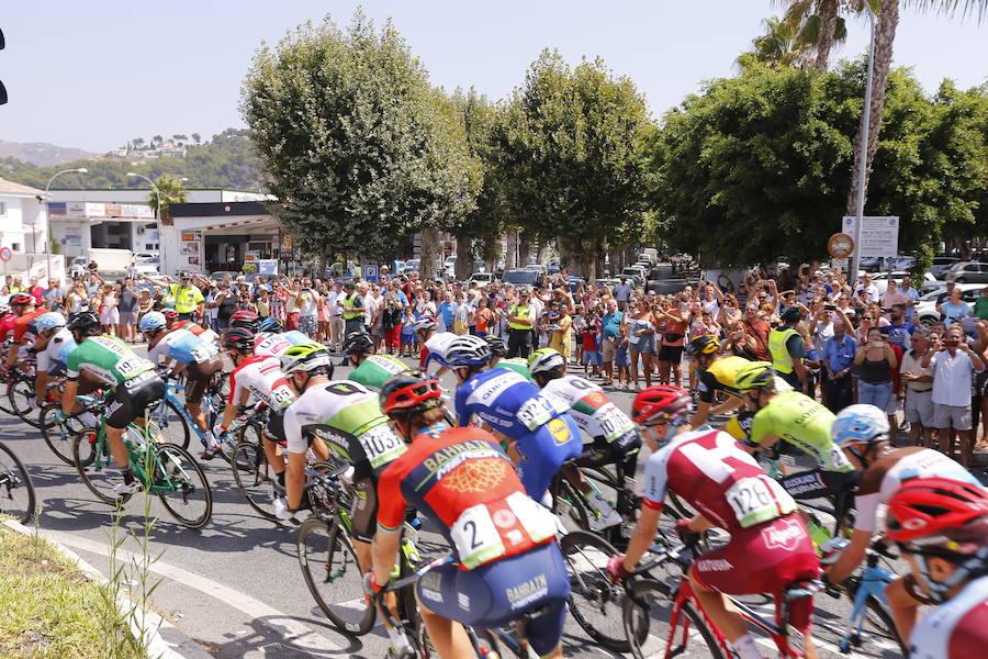 La Vuelta a España pasa por Almuñécar