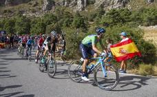 La Alfaguara debuta en la Vuelta a España