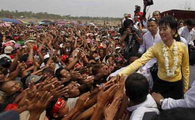 El Comité Noruego aclara que no se le puede retirar el Nobel de la Paz a la birmana Suu Kyi