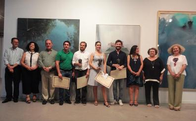 Quesada celebra la ceremonia del Concurso Internacional de Pintura Rafael Zabaleta