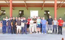 La feria de maquinaria agrícola de Villacarrillo, más larga