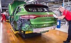 Comienza la producción del nuevo Porsche Macan