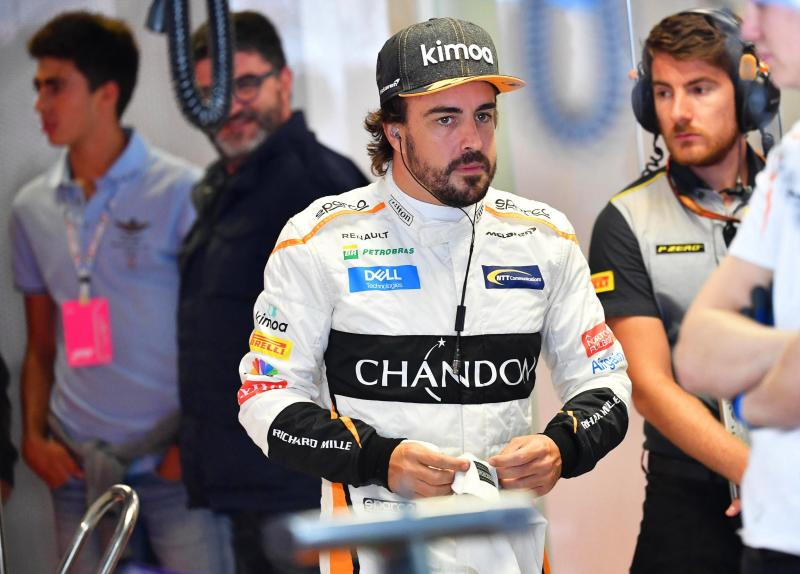 McLaren toca fondo en Monza