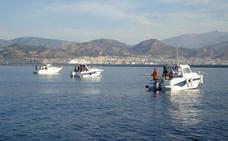 La Costa Tropical acoge el domingo el Provincial de embarcación fondeada