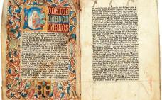 El Ayuntamiento de Porcuna recupera un documento de 1518 en una subasta en Londres
