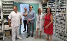 El Hospital de Alta Resolución de El Toyo amplía su área de Urgencias con nuevos espacios asistenciales