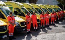 Salud incorpora un nuevo vehículo para atender las emergencias sanitarias en la provincia de Jaén