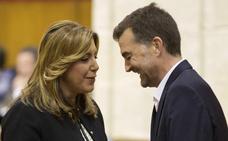 Maíllo llama a Susana Díaz a dejar la «fiscalidad errática y sesgada» de los últimos años