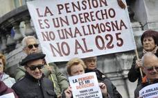 ¿Cómo funciona la subida de la pensión de viudedad?