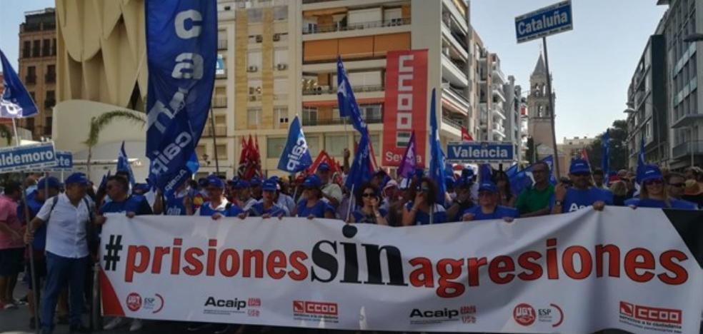 Sindicatos denuncian que en Almería faltan 30 funcionarios de prisiones