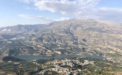 Sin luz durante horas en varios municipios del Valle del Lecrín por un fallo eléctrico