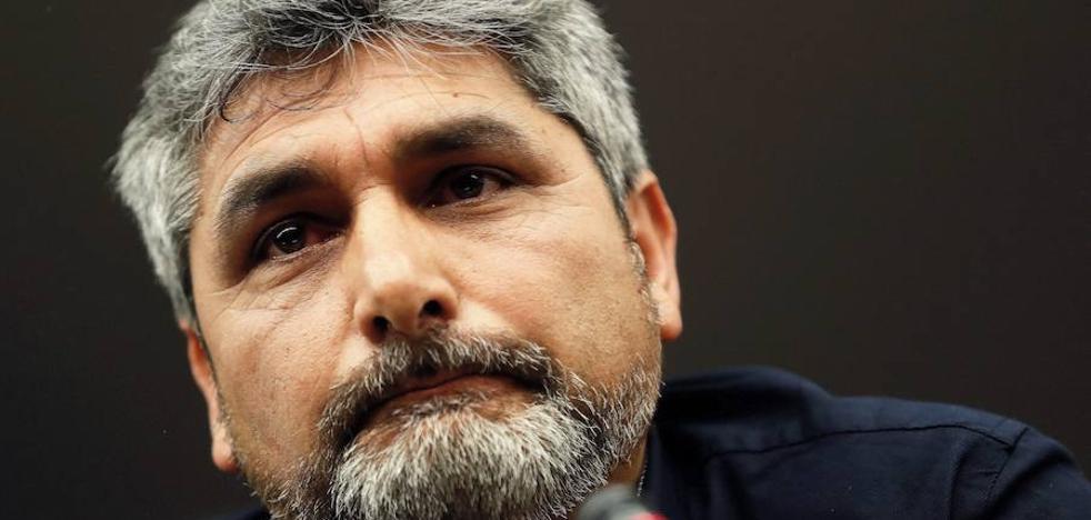 Juan José Cortés a Lucas: «Todas las veces que lleves la foto de mi hija, yo te voy a estar agradecido»
