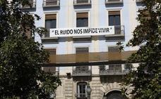 Cruzada contra el ruido en el centro de Granada por los «botellones para mayores»