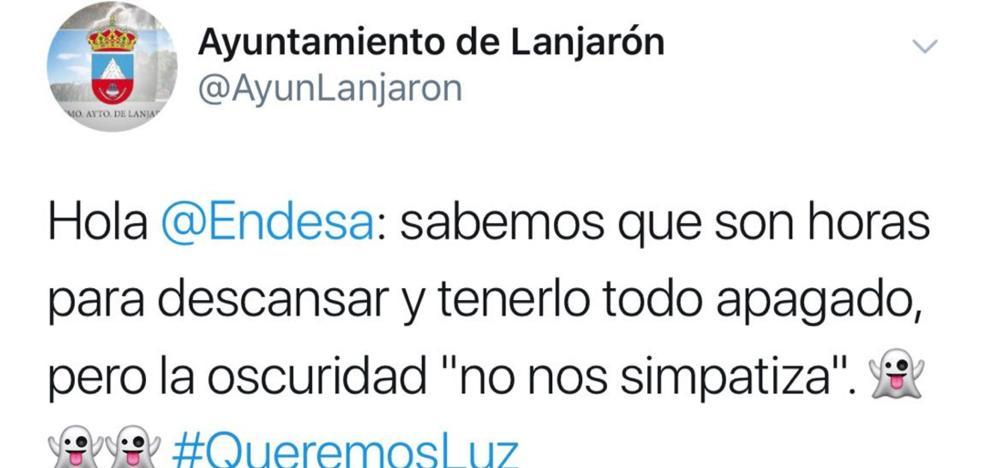 El alcalde de Lecrín sobre el corte de luz: «El Ayuntamiento se ofrece a intermediar ante Endesa por posibles reclamaciones»