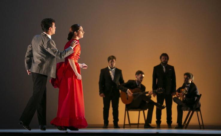 'Flamencolorquiano', gran éxito de público y de crítica con 40.000 espectadores