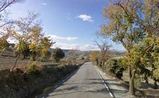 Seis heridos en una colisión frontal entre dos turismos en Alhama de Granada