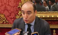 García Montero pide la «expulsión» de Sebastián Pérez del PP por «hacer trampas» en el congreso provincial