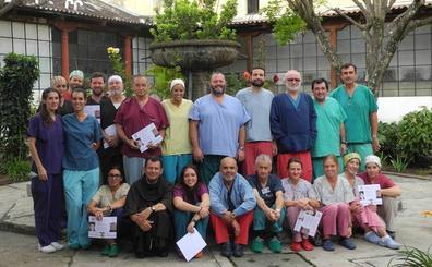 26 profesionales del SAS participan en una nueva expedición de ayuda en Centroamérica