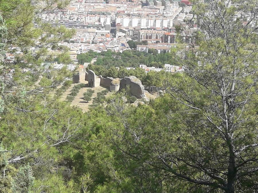 Los rincones del cerro de Santa Catalina
