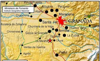 Un terremoto de 2,9 y a una profundidad de 5 kilómetros se deja sentir en la capital y parte del Cinturón