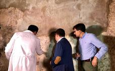 La Diputación de Jaén destinará 22.000 euros a restaurar las pinturas murales del siglo XII de los Baños Árabes