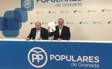 La dirección del PP granadino: «García Montero está insultando al partido que le ha dado todo»