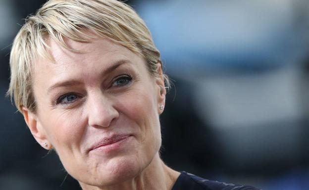 Robin Wright./Afp