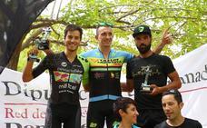 La media maratón BTT de Cenes supera el centenar de ciclistas