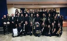 Asociación Musical de Quéntar: El trabajo de superarse día a día