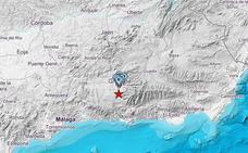 Los lugares de Granada donde más se ha notado el terremoto de 2,9 grados