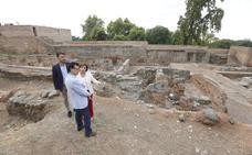 Las excavaciones del Palacio de los Abencerrajes de la Alhambra estarán abiertas al público