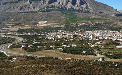 La entrada sur a Vélez-Rubio estará en obras durante dos meses