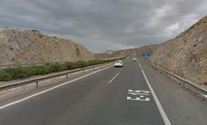 Fomento encarga redactar el proyecto que dotará a la A-7 de tres carriles entre Roquetas y Almería