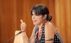 Teresa Rodríguez será la candidata de Adelante Andalucía a la Presidencia de la Junta