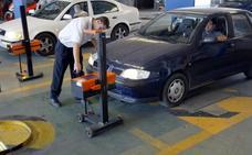 Uno de cada cinco vehículos no supera a la primera la ITV en Jaén