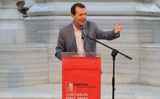 El PSOE critica a Gonzálvez por no ser capaz de acordar los pasos a nivel de alcalde
