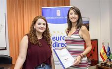 Una joven almeriense viajará a Polonia para participar en un proyecto de voluntariado europeo