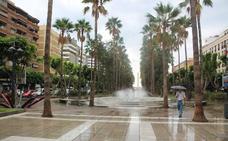 El aviso amarillo por lluvias se extiende a toda la provincia de Almería