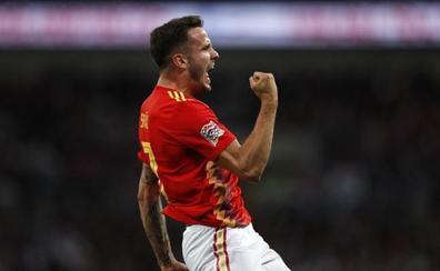 Saúl, el futbolista total ignorado por Hierro en el Mundial