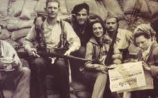 Bandoleros y guerrilleros 'en el monte' después de la Guerra Civil