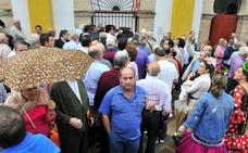 Suspendida por lluvia la corrida de Villanueva del Arzobispo