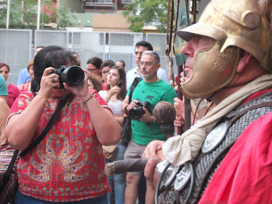 Baria, una exposición «histórica»