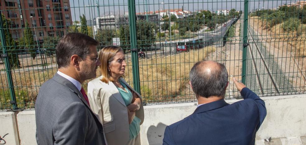 Fomento encargó 'en secreto' un proyecto para la estación en el Cerrillo tras haberla descartado